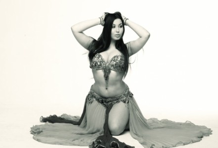 Azeeria Azizah - Belly Dancer