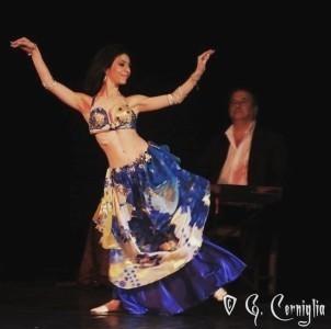 Ilaria Polizzi  - Belly Dancer