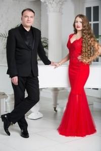 duo red diamond - Duo
