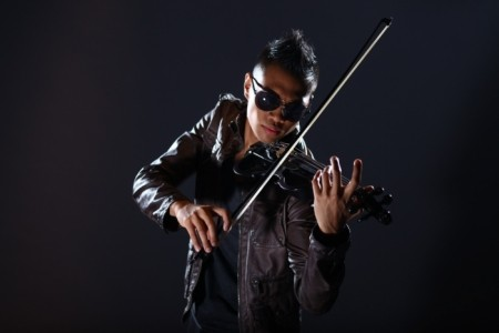 Bryson Andres - Violinist