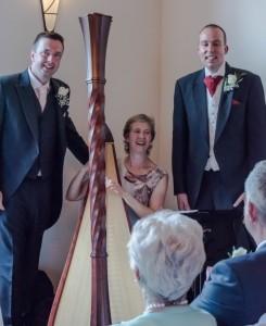 Meredith McCracken - Harpist