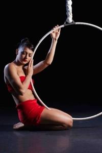 Olga Kliuieva - Aerialist / Acrobat