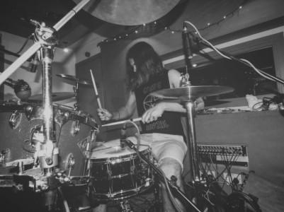 Ollie Button - Drummer
