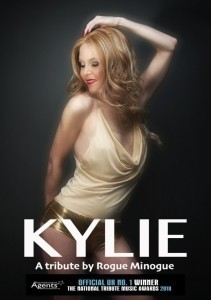 Rogue Minogue - Kylie Minogue Tribute Act