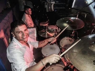 Negro Ema Gimenez - Drummer