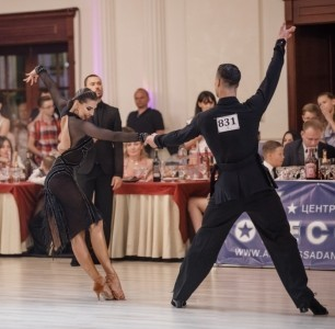 Professional Ballroom Couple - Ballroom Dancer