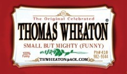 Thomas Wheaton, Small But Mighty (Funny) image