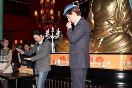 Hubert Yeung - Cabaret Magician