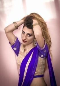 ludovica loria - Bollywood Dancer