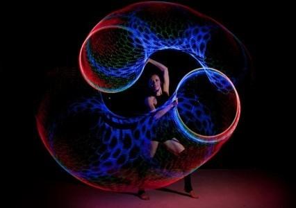 Yanika Beliza - Hula Hoop Performer