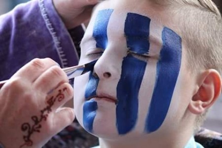moonwillows face painting - Face Painter