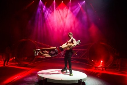 Duo Eclipse - Circus Performer