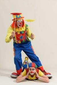 Double Trouble  - Clown