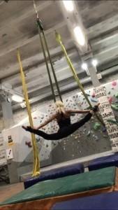 Irina Lialina - Aerialist / Acrobat