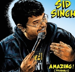 Sid Singh - Clean Stand Up Comedian