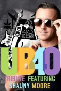 Shaun Moore Multi Tribute artist - Robbie Williams Tribute Act