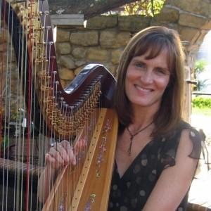 Harpist Christine MacPhail - Harpist