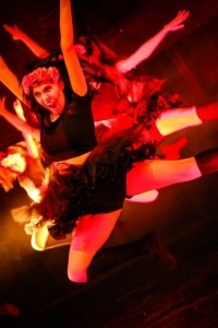 Elisha Beston - Female Dancer