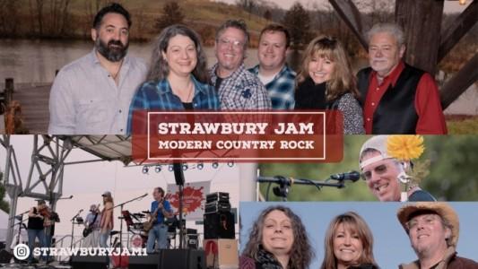 Strawbury Jam - Country & Western Band