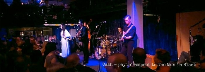 CASH - Tribute to Johnny Cash - Johnny Cash Tribute Act