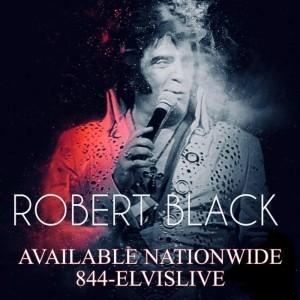 Robert Black - Elvis Impersonator