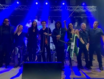Ticket To The Moon - Electric Light Orchestra Tribute Band