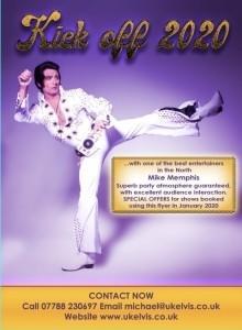 Mike Memphis as Elvis - Elvis Impersonator