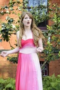 Callie Gaston - Opera Singer