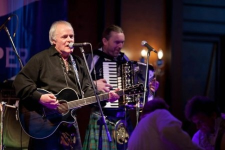 Ted Christopher and Bannockburn - Irish Band