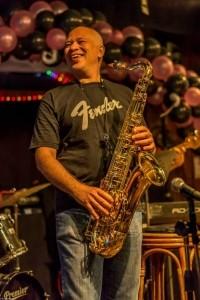 Eli Keepnice - Saxophonist