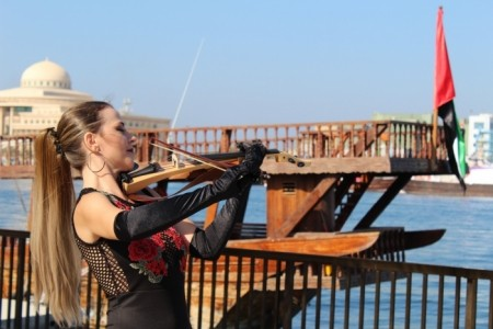 Snezana Ivkovic - Violinist