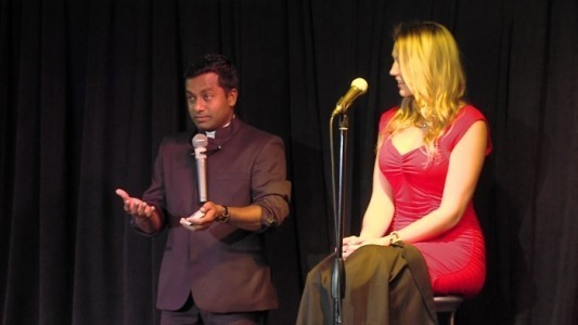 Rakesh Syam - Mentalist / Mind Reader