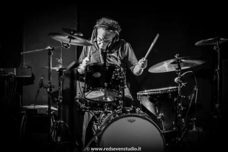 Gigi Zito - Drummer