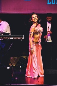 Katie Alyce and the Aiyla Dance Company  - Belly Dancer