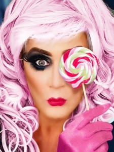 Cheri Treiffel  - Drag Queen Act