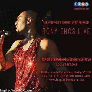 Tony Enos - Song & Dance Act