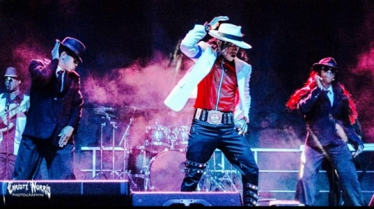 The Prince  Michael Experience  - Michael Jackson Tribute Act