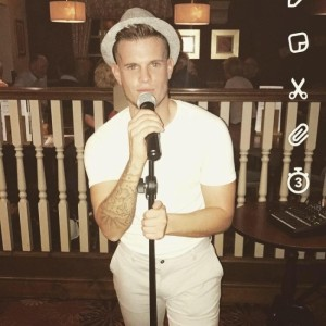 Ryan As Olly - Olly Murs Tribute Act