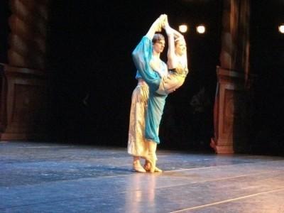 Jenny M H Morrison - Ballet Dancer
