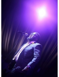 Isaac Geralds  - Male Singer