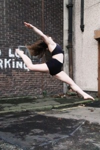 Madeleine Forster  - Female Dancer