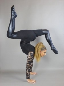 Georgia Demmon - Contortionist