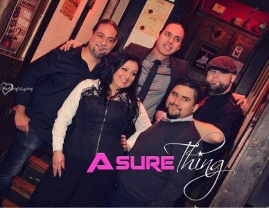 A Sure Thing - Cover Band