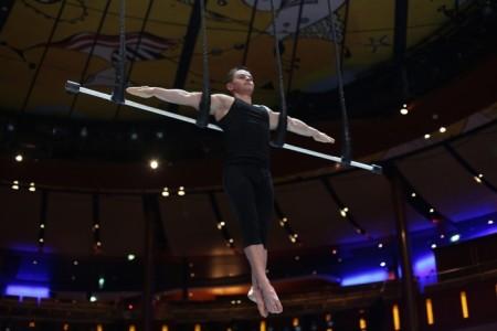 Sergiy Khrapin - Male Dancer