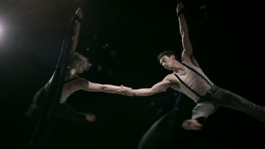 Teo Spencer, Erin Drumheller - Aerialist / Acrobat
