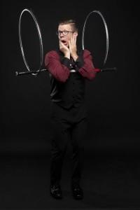 Nerdy Noah - Juggler