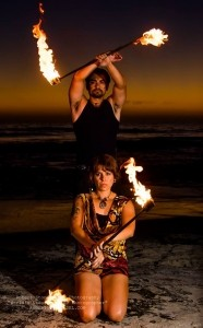 Mystical Flow~Fire Dance Entertainment image