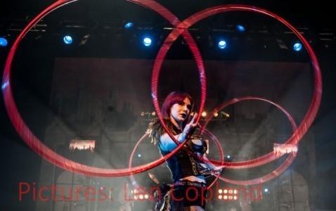 Harley Fox  - Hula Hoop Performer