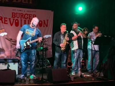 James Blackburn - Saxophonist