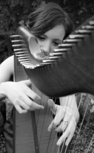 Cathy Potter - Harpist